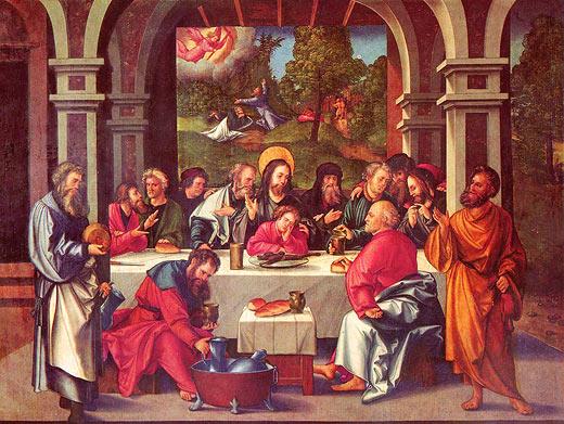 Wie Heißen Die 12 Apostel Jesus