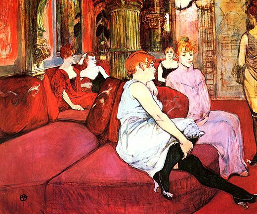 Meisterwerke online de au salon de la rue des moulins for Salon toulouse