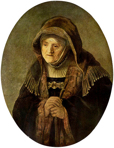 Rembrandts Mutter